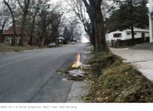 JAN71 P4 n.9 Rural Dispersal Small Town Leaf Burning