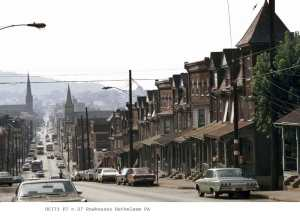 OCT71 P7 n.37 Rowhouses Betheleem PA