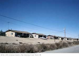 OCT31 1978 Uranium Country Mas Housing Crown Point NM